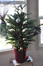 2012 Christmas Tree for Marilyn's Family