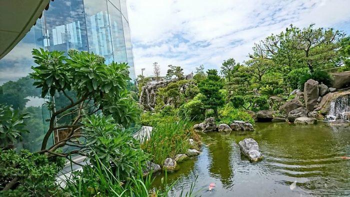 大浜第一病院 かりゆしの庭