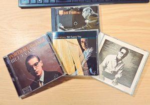 ビル・エヴァンスのアルバムCD