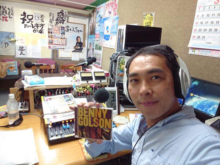 ラジオ番組「ジャジーのJAZZタイム×幸せな相続相談」(FMレキオ80.6Mhz)の収録 20200303