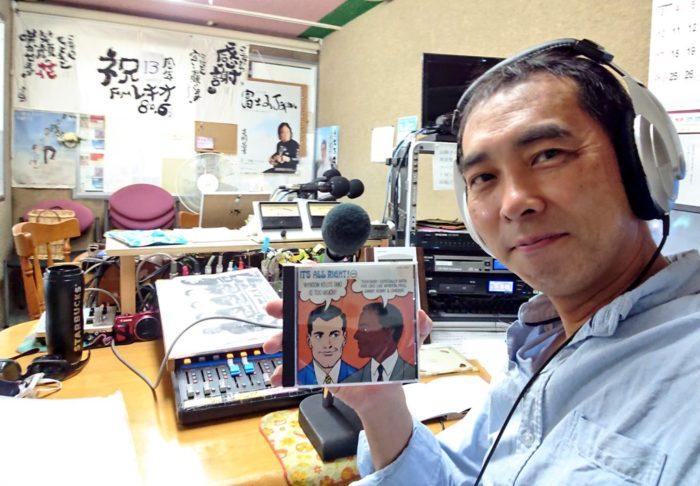 ラジオ番組「ジャジーのJAZZタイム×幸せな相続相談」(FMレキオ80.6Mhz) 収録 20200504