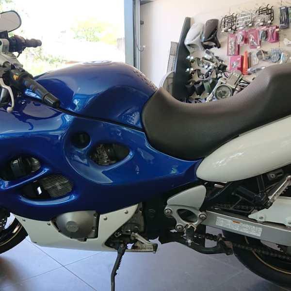 Suzuki GSXF 750cc Supersport