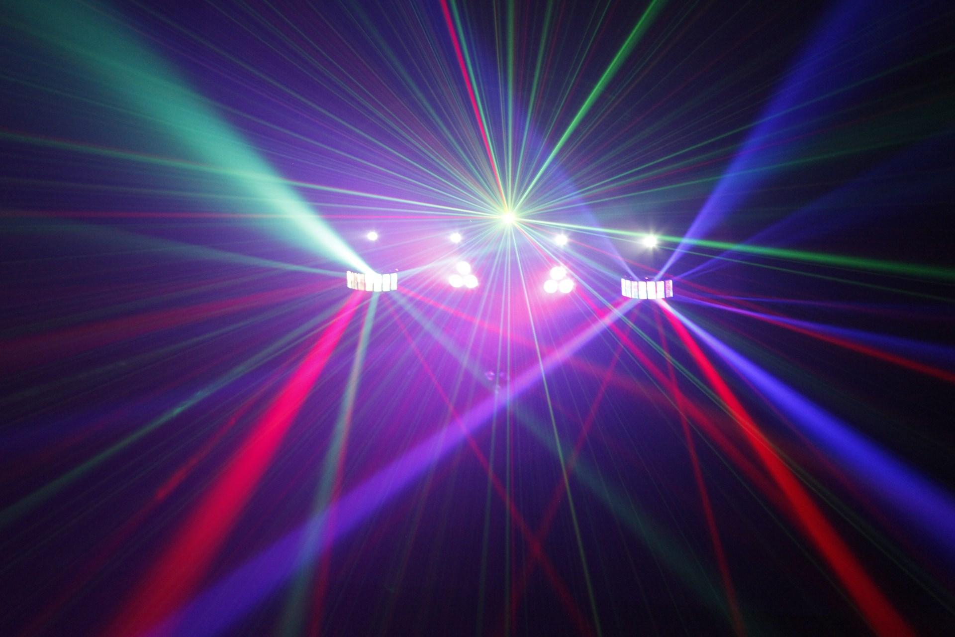 Jb Systems  Party Bar  Light Effects Dj & Club