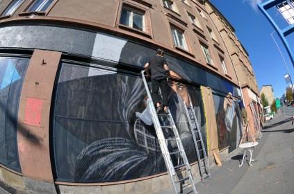 AK at work Chemnitz DE