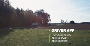 Real Time Data Available to the Driver