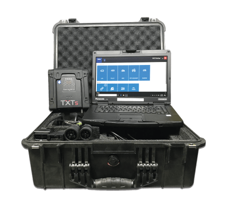 TEXA Diagnostic Toolkit for all makes and models of commercial trucks and off-highway equipment for agriculture, construction, demolition, logging, mining and more.
