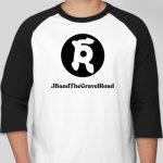 JBandTheGravelRoad 3/4 Sleeve Shirt