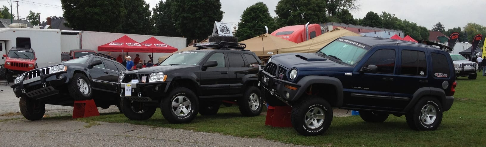 hight resolution of jeeps at pa jeep show jeep grand cherokee