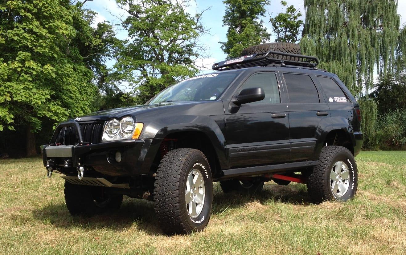 hight resolution of jeep grand cherokee w 8 lift kit