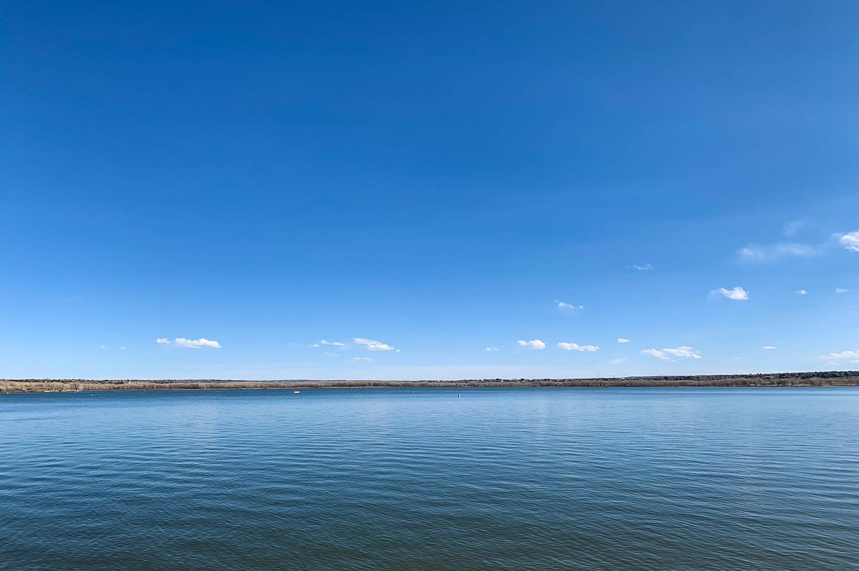 Blue Water - Blue Sky