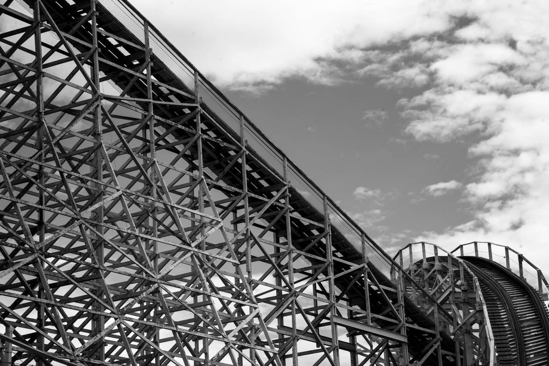 Roller Coaster - Under & Over