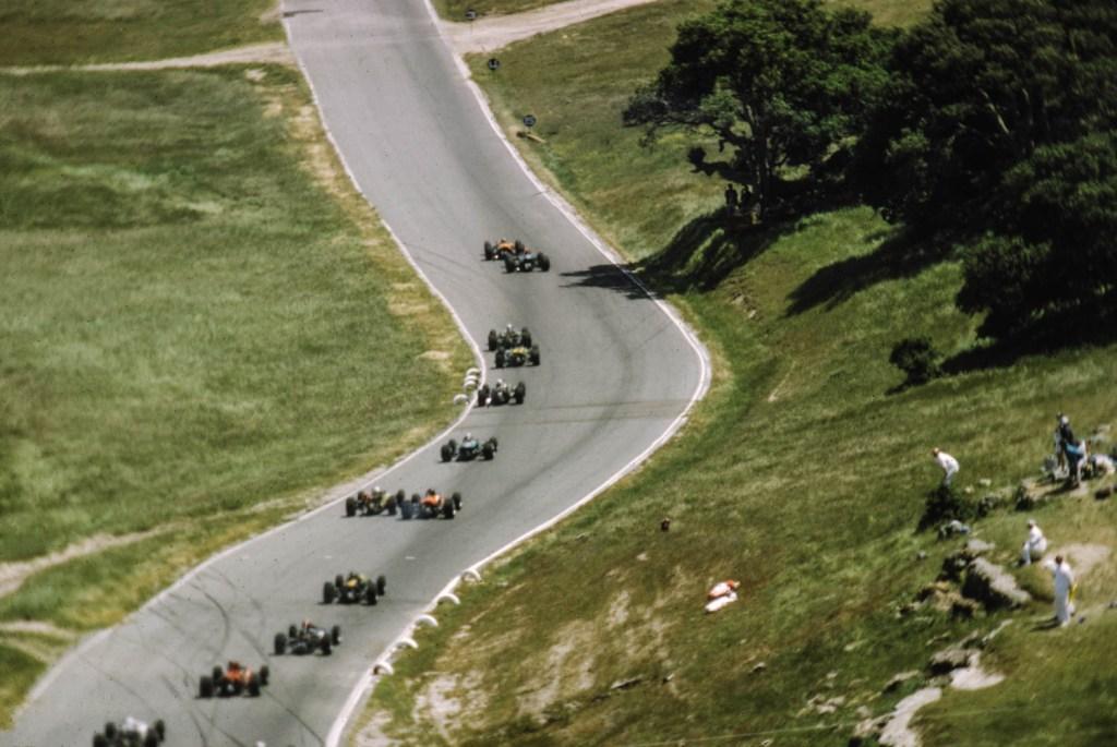 Open Wheel Racing, Laguna Seca, (1969)