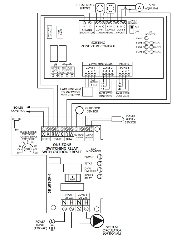 Taco Circulator Pump Wiring Diagram : 35 Wiring Diagram