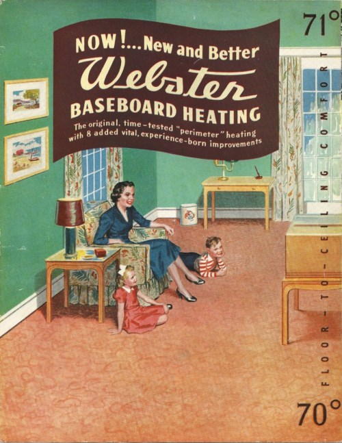 small resolution of it was new fangled the warren webster company s webster baseboard heating system
