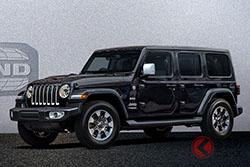 上質な「黒」をまとった限定車 Jeep「ラングラー アンリミテッド オーバーランド」登場