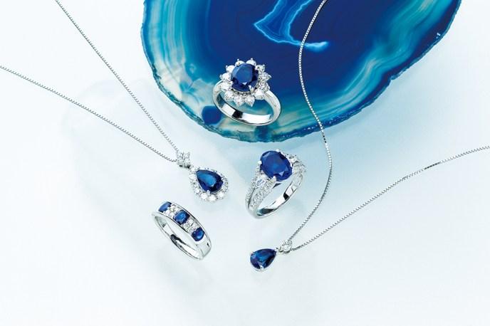 ダイヤモンド、パールをはじめ、カラーストーンも信頼の高品質な商品のみをご用意。サファイア