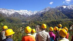 富山県、20世紀遺産に選ばれた「立山カルデラ」砂防体験ツアー、一般車両...