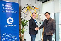 エクスペディア、日本語を皮切りにアジア言語の検索機能を強化、シンガポール企業と共同でAIソリューション開発