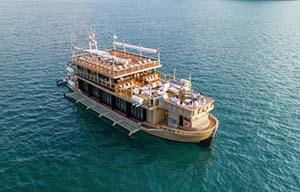 アヤナ コモド リゾート ワエチチュビーチ、に新たな船舶が登場