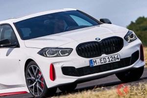 BMW、20年ぶりに「ti」の名が復活! FFホットハッチ「128ti」登場