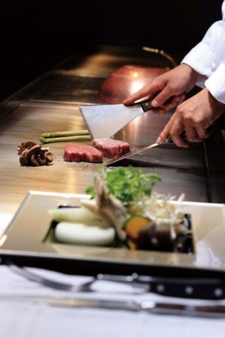 素材の旨味を最高の状態で味わう創作料理と鉄板焼き「竹彩」