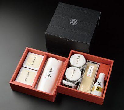 商品名:豆水(とうすい)とうふセット 5,400円(税込・送料別)