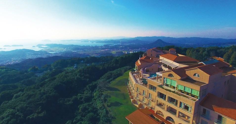 弓張の丘ホテル4