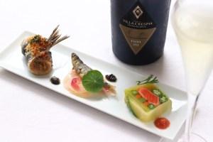 <span>千葉県 / 名門料理店</span><span>Wine Dining CONCERTO</span>Japan Brand Collection限定プレミアムデイナーコースを提供!<span>使用期限:2019/12/1~2020/10/31</span><span>事前予約:要</span>