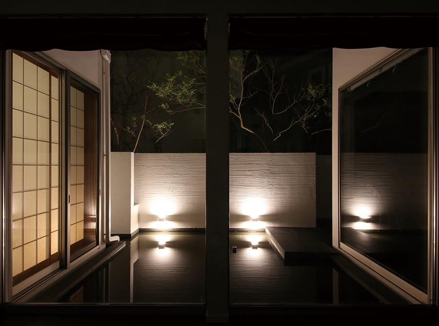 光と水の邸宅5