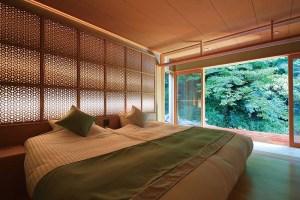 <span>神奈川県 / 高級旅館・ホテル</span><span>奥湯河原 結唯</span>JBCポータルサイトオープン記念特別割引!<span>事前予約:要</span>