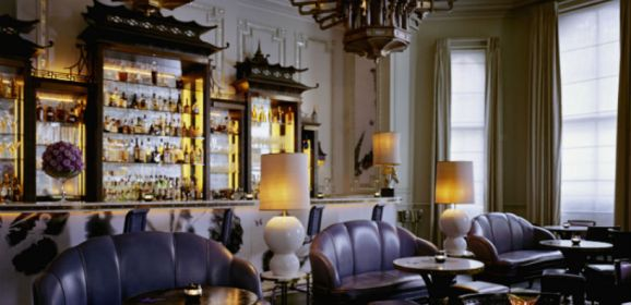Mr Hudson: Europe's Most Striking Hotel Bars