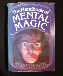 Handbook of Mental Magic