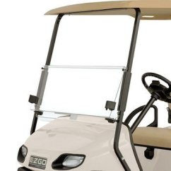 Ezgo Windshield Electrical Wiring Diagrams Lighting Jb Carts 2014 Txt Clear Flip Parts Windshields