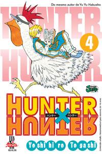 Hunter X Hunter #04