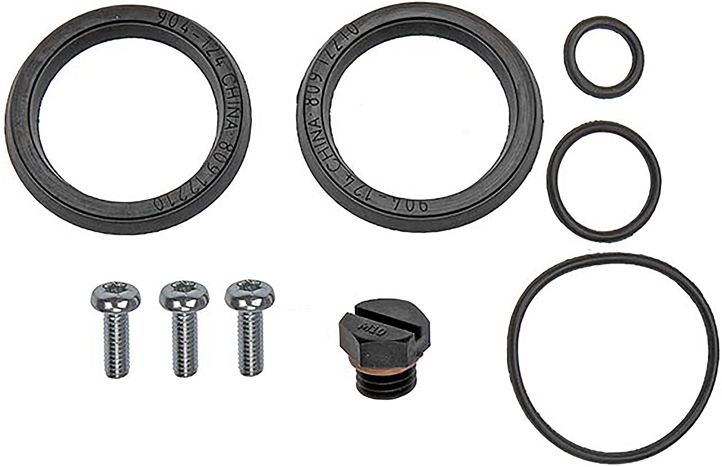 APDTY 112618 Fuel Filter Primer Housing Seal Kit Fits GM w
