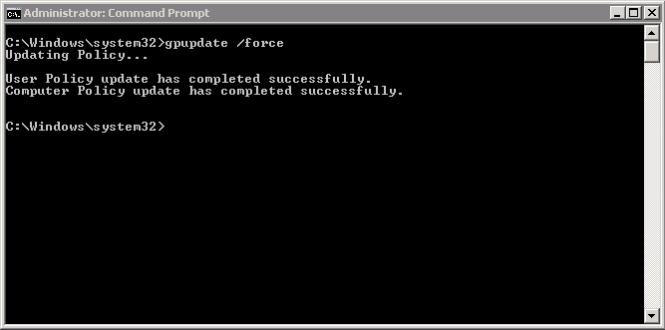 CMD_GPupdate
