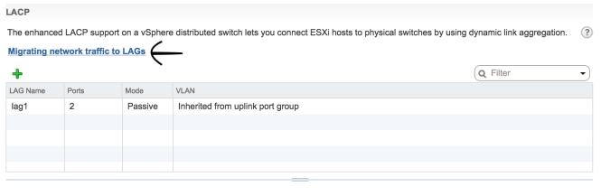 LACP Configuration in vSphere 6 5 - JBcomp com