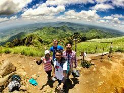 Mt. Batulao Return