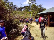 Camp 1 Stop Over - Ambaneg Trail
