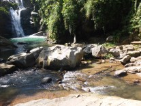 Towing Falls Sablan