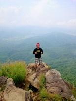 On top of Monolith, Pico De Loro