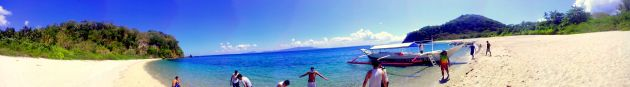 Puerto Galera Private Beach Cove