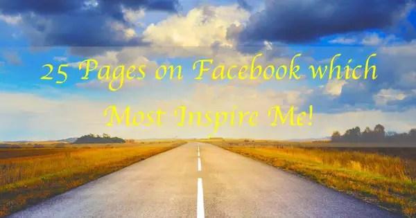 Inspiring Facebook Pages Image.001