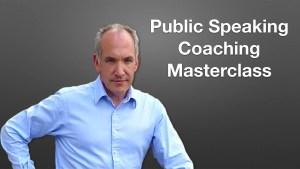 Public Speaking Coaching Master Class.001
