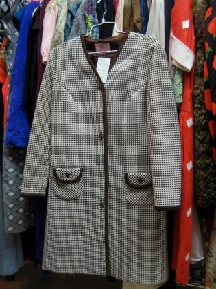 1960s Stacy Ames coat