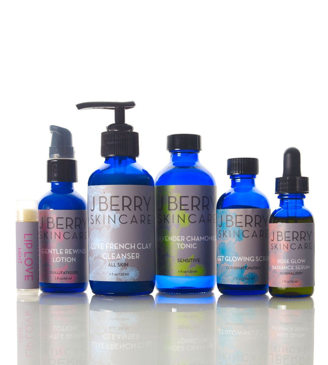 J. Berry Skincare Products