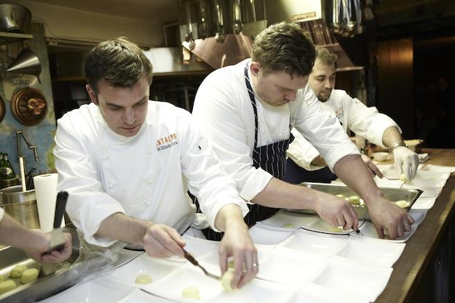 Modern Farmhouse Cuisine James Beard Foundation