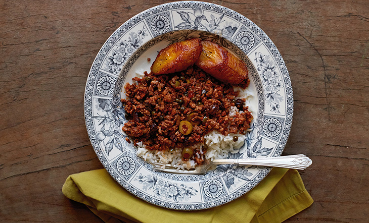 Picadillo a la Habanera Recipe  James Beard Foundation