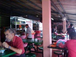 Gerai Ingat Selalu, Pasar Dahlia