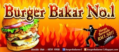 Burger Bakar No 1